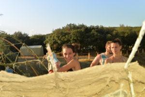 work camp