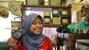 Volunteer profile: Sefty Hanida Fitriyani